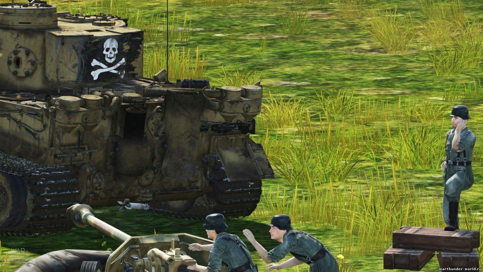 war thunder когда добавят пехоту
