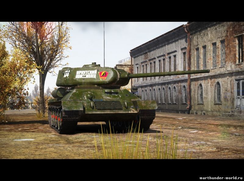 World of tanks й